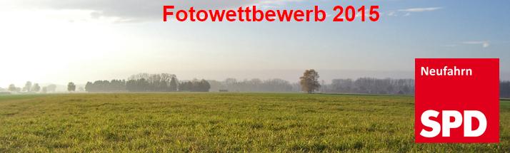 Fotowettbewerb SPD Neufahrn